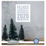 Feliz 2020 ¡Docentes!